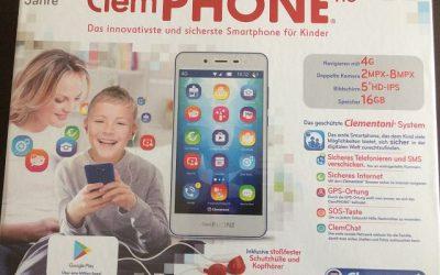 Clemphone von Clementoni im Test 1 400x250 - Produkttest: ClemPhone von Clementoni