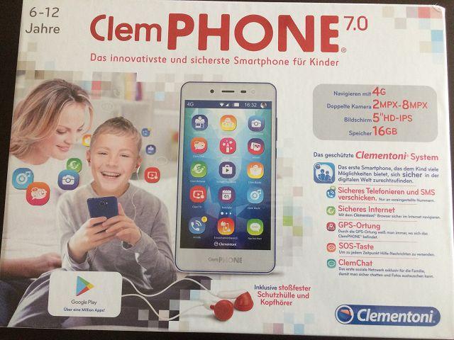 Clemphone von Clementoni im Test 1 - Produkttest: ClemPhone von Clementoni