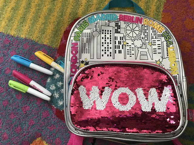 Produkttest: Color Me Mine Swap Back Pack