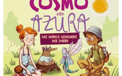 Cosmo und Azura  400x250 - Cosmo und Azura - Gewinnspiel und Rezension