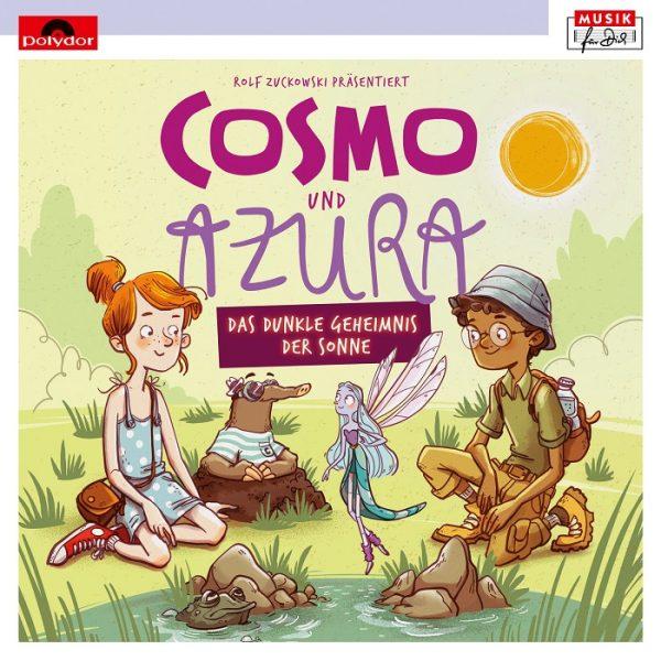 Cosmo und Azura  600x600 - Cosmo und Azura - Gewinnspiel und Rezension