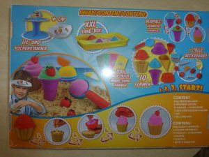 Craze Magic Sand Icecream Bakery Set 9 300x225 - Tester gesucht: Craze Magic Sand Icecream & Bakery-Set
