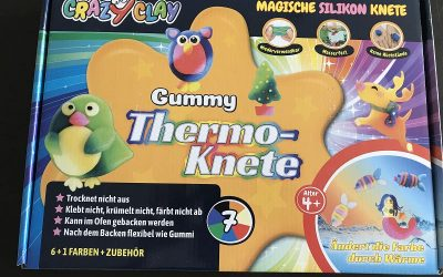 CrazyClay Thermo Set