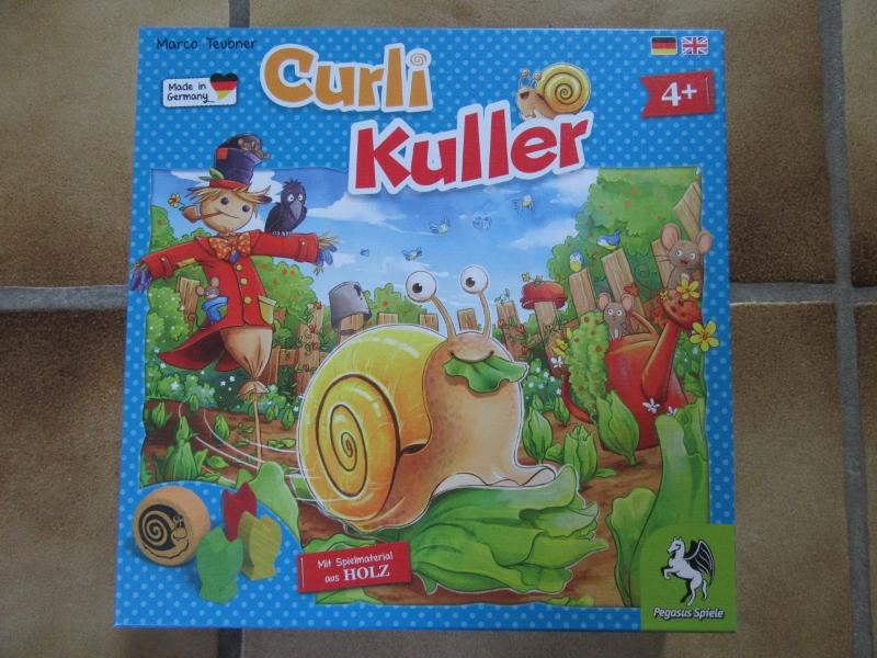 Gewinnspiel-Rezension / Curli Kuller