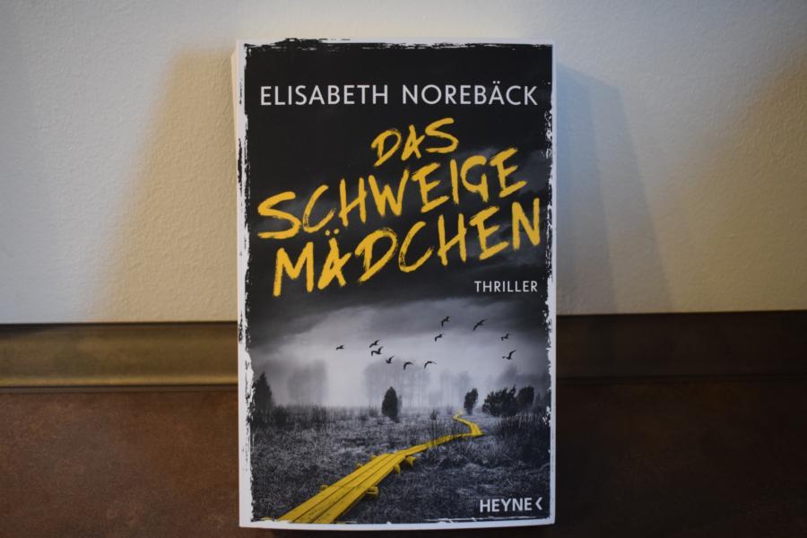 Rezension: DAS SCHWEIGE MÄDCHEN von Elisabeth Norebäck