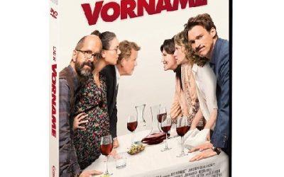 DER VORNAME auf DVD