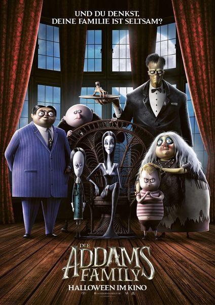 DIE ADDAMS FAMILY Kinofilm