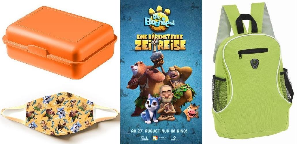 Gewinnspiel: DIE BOONIES – EINE BÄRENSTARKE ZEITREISE