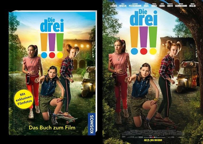 Gewinnspiel: DIE DREI !!! Fanpakete