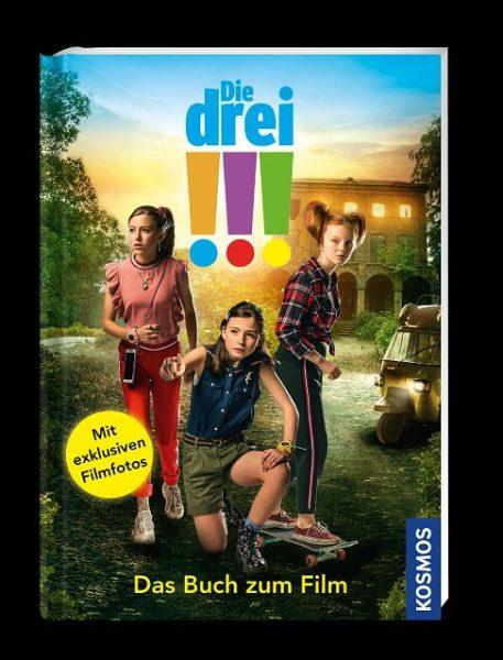 DIE DREI !!! Roman zum Film