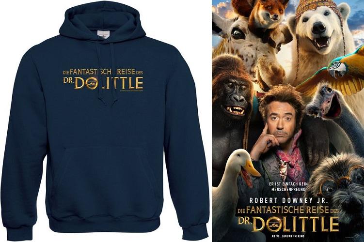 Gewinnspiel: DIE FANTASTISCHE REISE DES DR. DOLITTLE