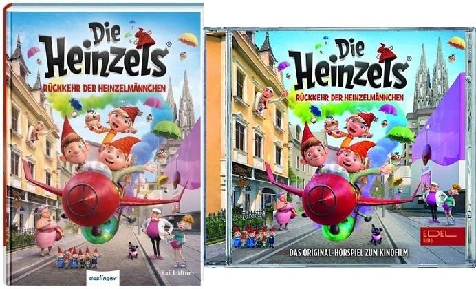 Gewinnspiel: Die Heinzels – Rückkehr der Heinzelmännchen