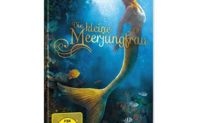 DIE KLEINE MEERJUNGFRAU DVD Gewinnspiel