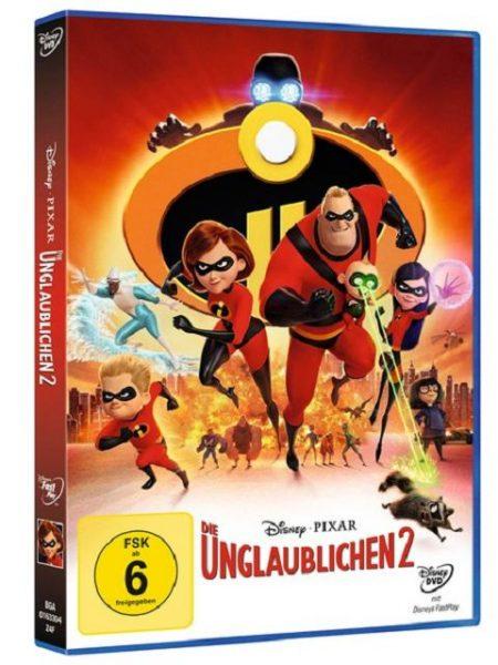 DIE UNGLAUBLICHEN 2 DVD 450x600 - Gewinnspiel: DIE UNGLAUBLICHEN 2