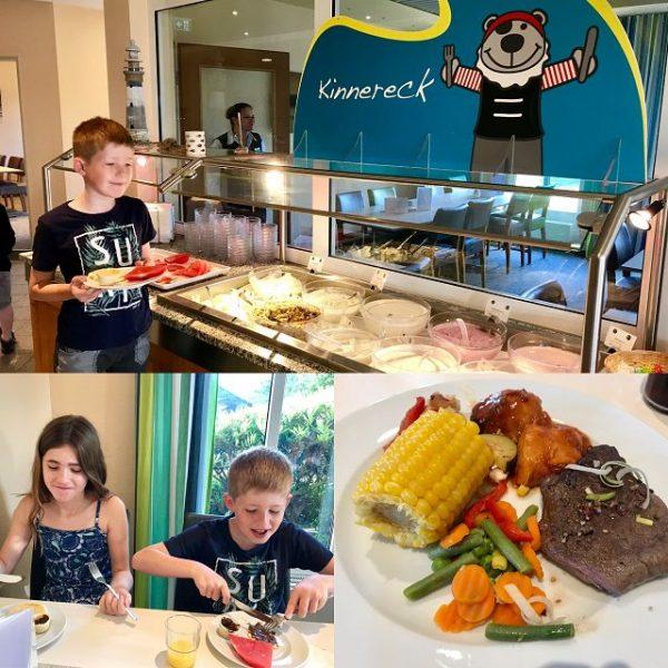 DJH Resort Neuharlingersiel Bewertung, Erfahrung Verpflegung Restaurant Gezeiten