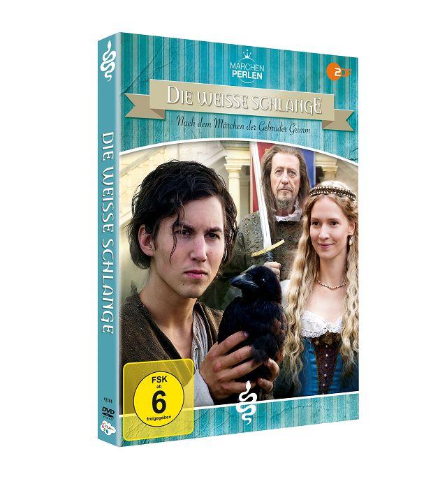 DVD Die weisse Schlange Märchenperlen 3 - Gewinnspiel: DVD Die weisse Schlange - Märchenperlen