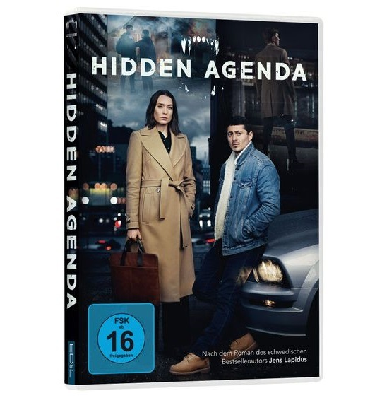 Gewinnspiel: Hidden Agenda