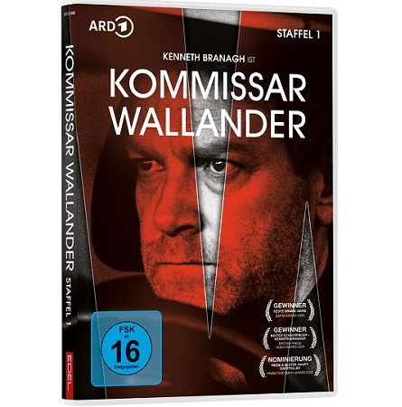 Adventskalender Tür 18: Kommissar Wallander