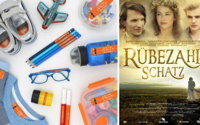 DVD Rübezahls Schatz und Stickerkid Paket 400x250 - Adventskalender Tür 5: DVD Rübezahls Schatz und Stickerkid Paket