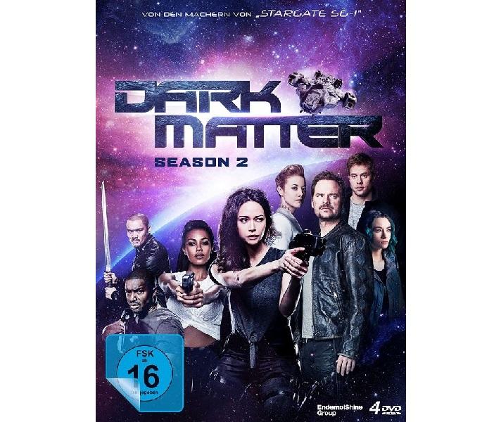 Dark Matter Staffel 2 - Gewinnspiel: Dark Matter - Season 2