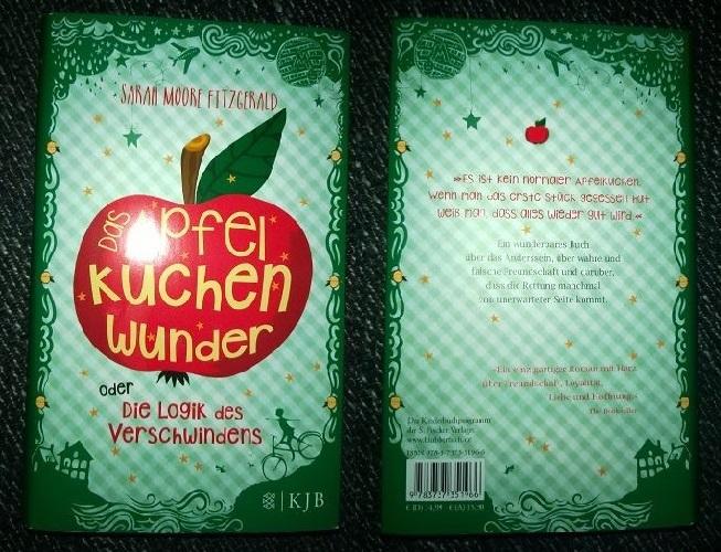 Rezension: Das Apfelkuchenwunder