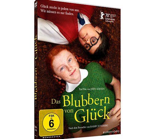 Gewinnspiel: DAS BLUBBERN VON GLÜCK