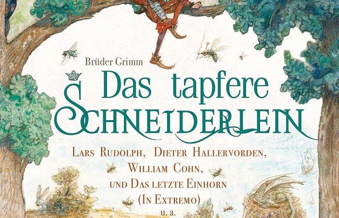 Gewinnspiel/Rezension – Das tapfere Schneiderlein
