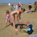 De Noordduinen Strand 02 125x125 - Urlaubsfotos - Camping De Noordduinen in Katwijk