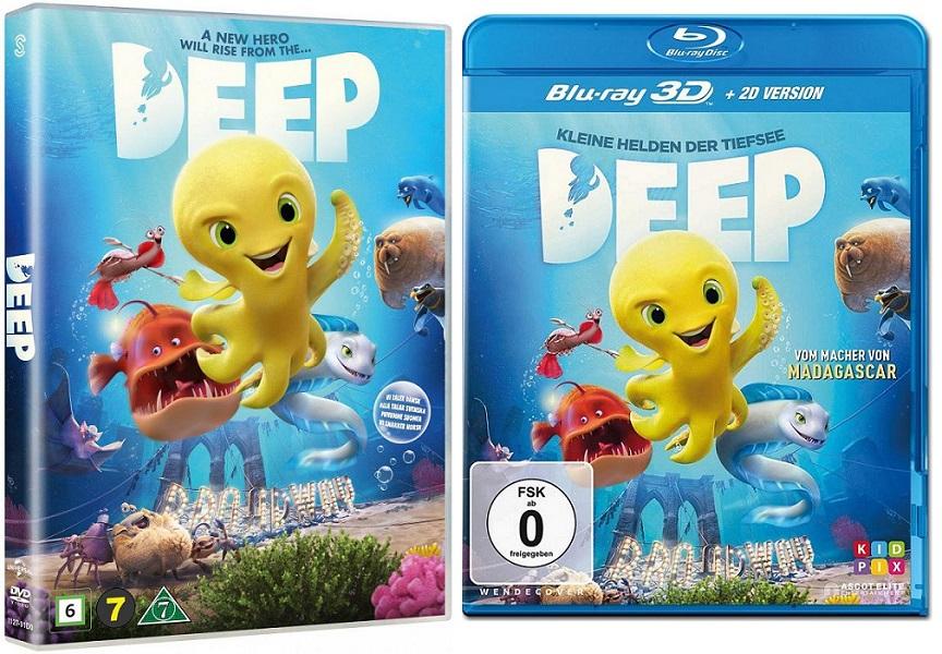 Gewinnspiel: Deep auf DVD und Blu-ray