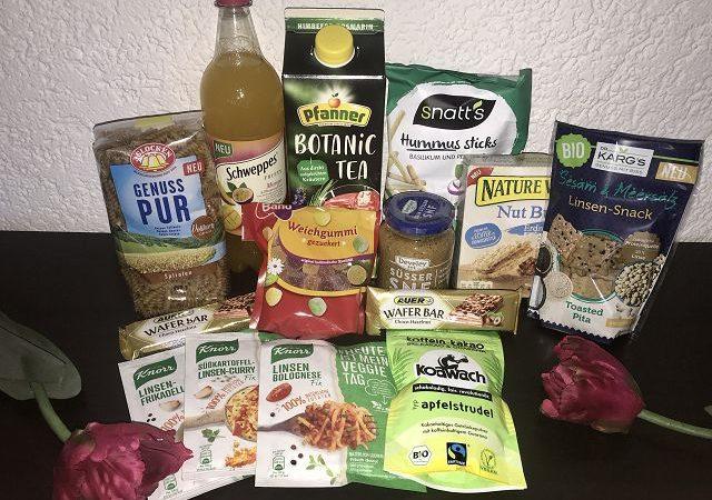 Produkttest: Degusta Box April 2020