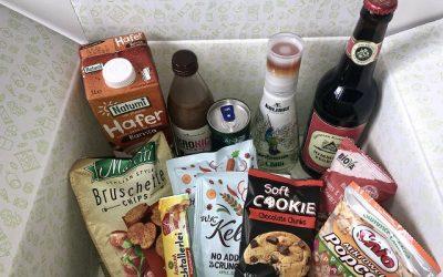 Degusta Box August 2019