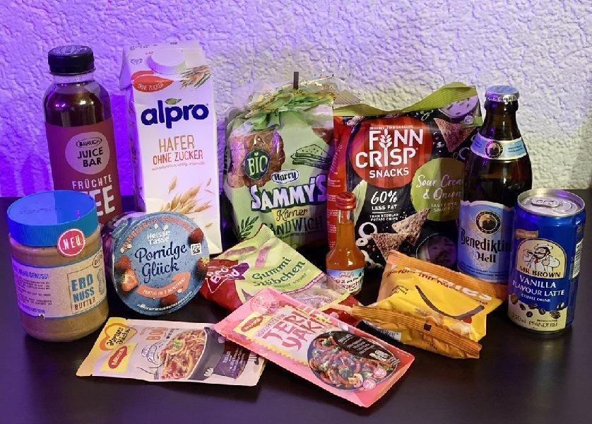 Produkttest: Degusta Box August 2020