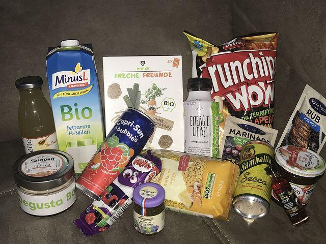 Produkttest: Degusta Box Juli 2019 Garten Party