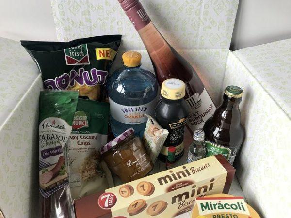 Degusta Box Mai 2019 im Test
