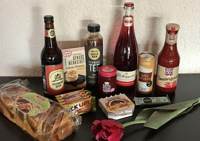 Produkttest: Degusta Box Mai 2020