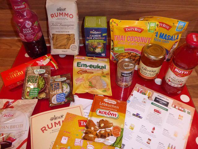 Produkttest: Degusta Box November 2020
