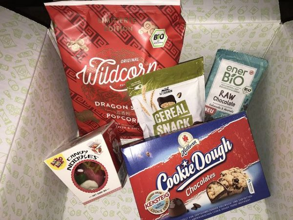 Degusta Box September 2019