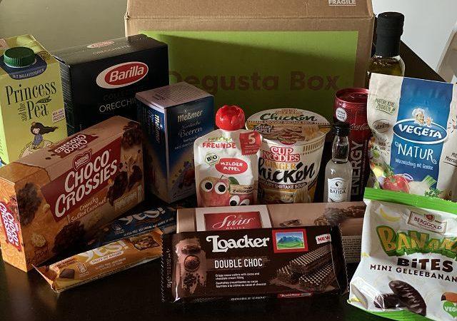 Produkttest: Degusta Box September 2020