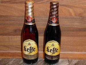 Leffe Blonde & Leffe Brune