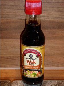 Kikkoman Wok Sauce