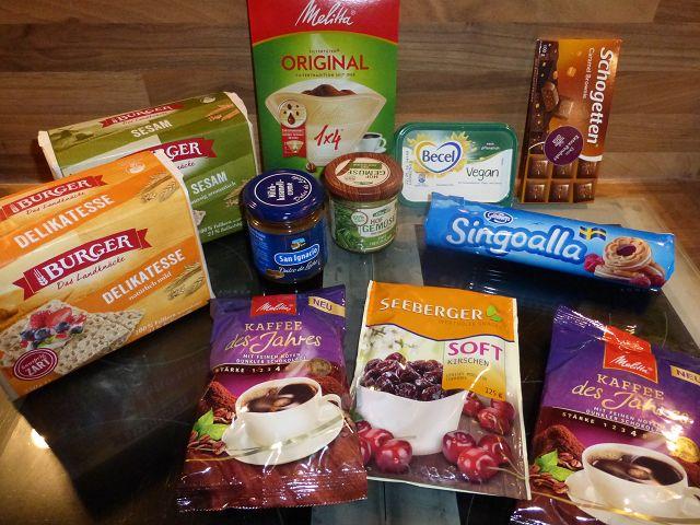Produkttest: Degustabox März feiert 2-jähriges bestehen