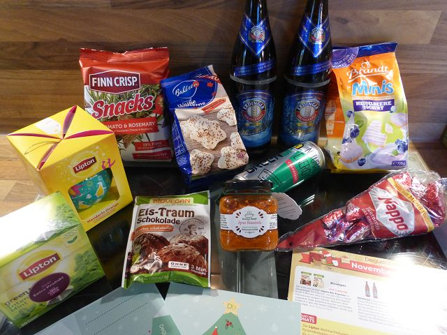 Degustabox November 2016 3 - Produkttest: Degustabox November 2016