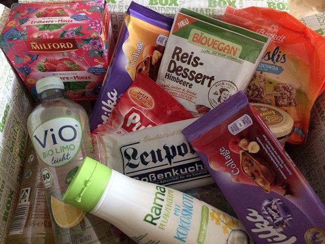 Produkttest: Degustabox September 2017