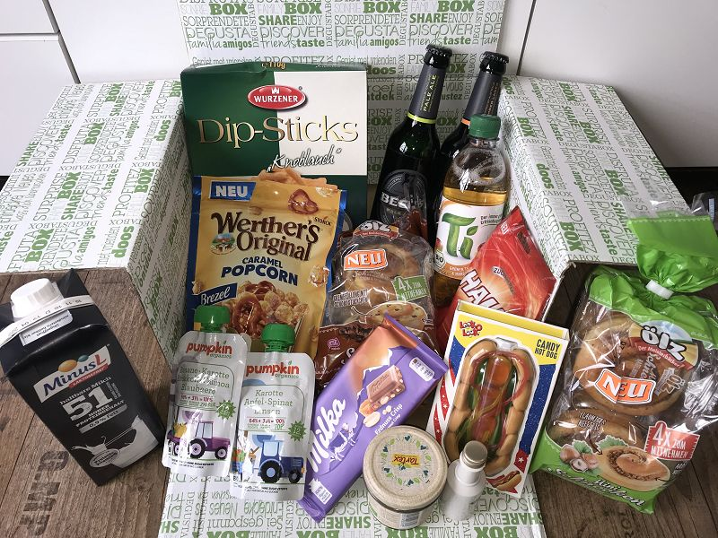 Produkttest: Degustabox September 2018