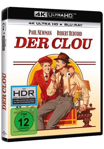 Gewinnspiel: Der Clou – 4K Ultra HD