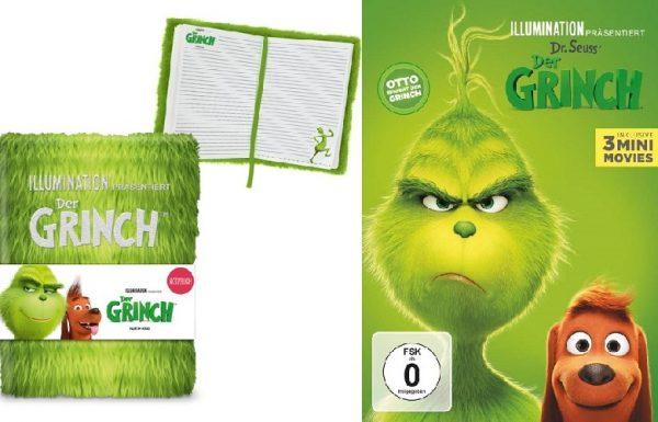 Der Grinch Fanpakete