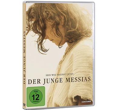 Gewinnspiel: Film Der junge Messias auf DVD