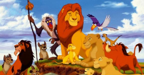 Der König der Löwen - Gewinnspiel: Disney Channel Oster Programm