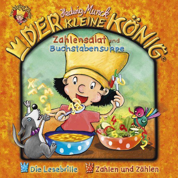 Der Kleine König Folge 40 Cover 600x600 - Adventskalender Tür 9: Gewürze der Welt und der kleine König als Hörspiel