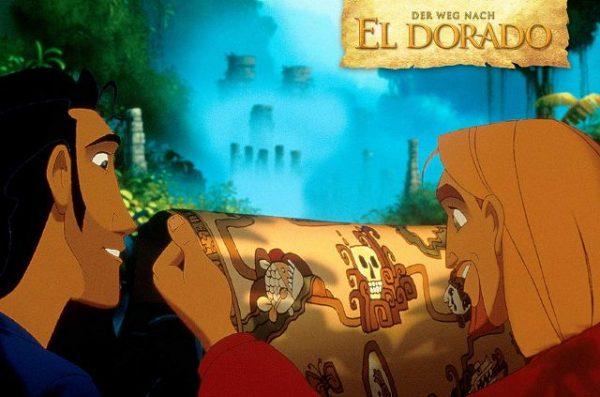 Der Weg nach El Dorado Blu ray 3 600x397 - Gewinnspiel: Der Weg nach El Dorado Blu-ray